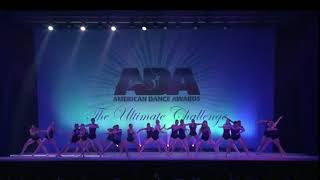 Dancer of the Year Opening Number - American Dance Awards Nationals 2018