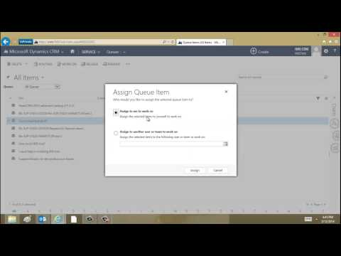 Adisys Incident Management System - Dynamics CRM 2013  - Overview to CSR, CSM Roles