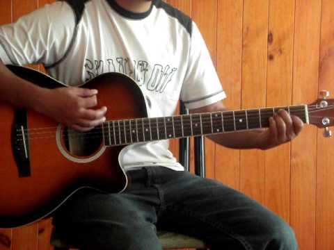 Te Alabare - Rojo Completa en Guitarra Acustica