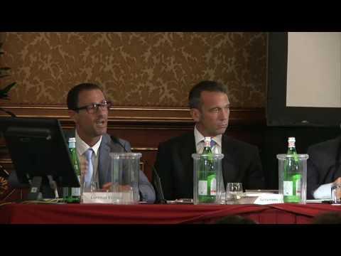 Lorenzo Verona (As.tro) al convegno di Milano