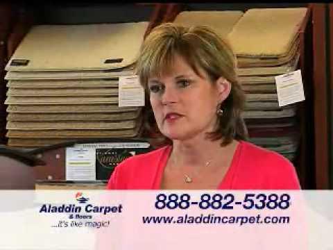 Aladdin Carpet Maureen Testimonial
