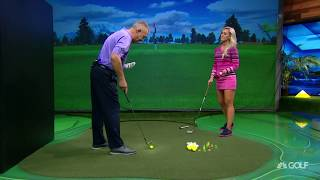 School of Golf: Indoor Practice Tips | Golf Channel