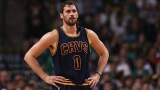 Kevin Love Cavaliers 2015 Season Highlights