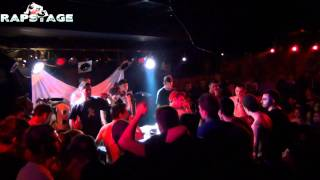 Bong Da City-Καληνύχτα live @ An club 24/9/2011