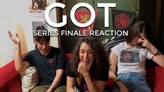 """Game Of Thrones Reaction 8x06 """"The Iron Throne"""" Series Finale   marywachi"""