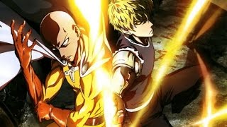 AMV - One Punch Man • Indestructible♫♪ 【HD】