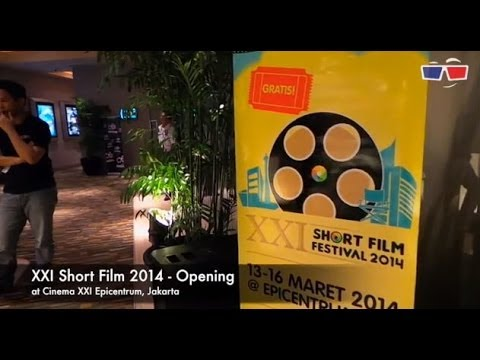XXI Short Film Festival 2014 - Opening Ceremony