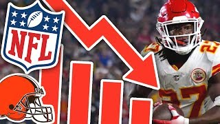 The Cleveland Browns Signing Kareem Hunt Is About To CHANGE the ENTIRE NFL... HERE'S HOW...