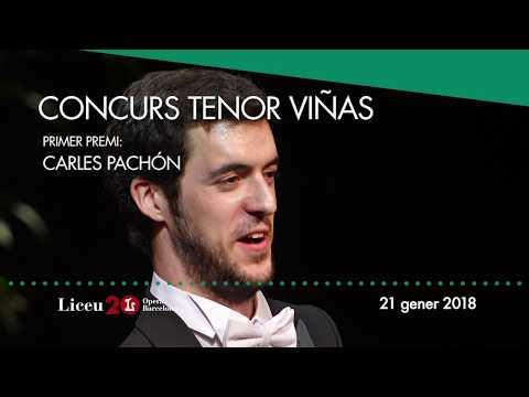 54 Concurs Viñas - Carles Pachon (Tercer Premi)