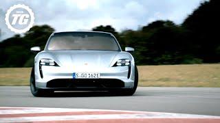 FULL FILM: Chris Harris drives The Porsche Taycan Turbo S | Top Gear