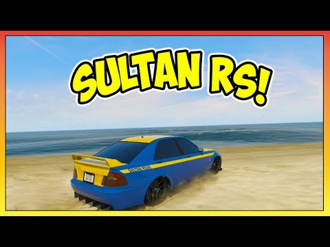 GTA 5 Online - Sultan RS 100% CONFIRMED Spawn Location! - Get A Sultan RS FAST! (GTA V)