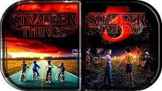 EVOLUTION of STRANGER THINGS (2016-2019) 🔥 Stranger things season 3 episode 1 trailer then and now