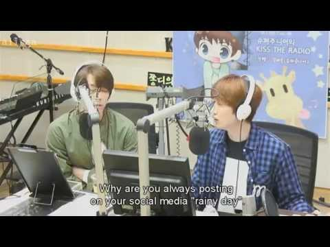 ENG 150519 The arts of being dumb and dumber - Eunhyuk & Donghae - Eunhae