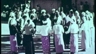 Peaceful old Burma 60 years ago