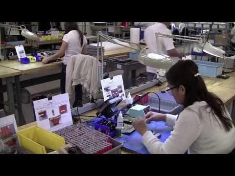 Aved Electronics Contract Manufacturing Overview