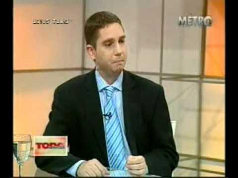 Entrevista a Jonathan Lew en Canal Metro Todo Riesgo TV