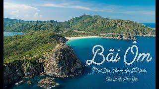Bãi Ôm | Vẻ Đẹp Hoang Sơ Tự Nhiên Của Biển Phú Yên | Cảnh Đẹp Việt Nam | Flycam 4K