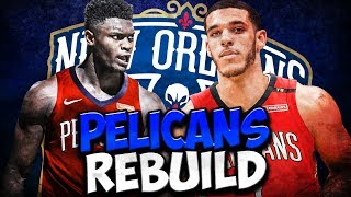 CAN ZION WILLIAMSON WIN A CHAMPIONSHIP IN NEW ORLEANS!? | New Orleans Pelicans NBA 2K19 Rebuild