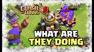 EL Primo Attacks in Clash of Clans! New Limited Edition CoC Troop Attacks at TH12!
