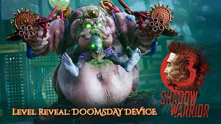 Doomsday Device Reveal preview image