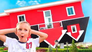 Vlad and Nikita new Playhouse for children