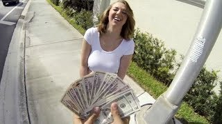 Beautiful Cutie Accept 1000$ to Shot Her N**ed
