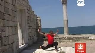 Утренний комплекс упражнений: Йога для дома