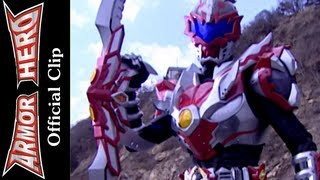 Dragon Man Fights with Monsters - Armor Hero Official English Clip [HD 公式] - 05