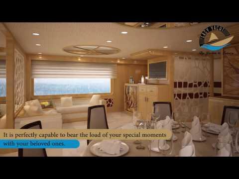 Desert Rose Yacht - Easy Yacht Rental Dubai