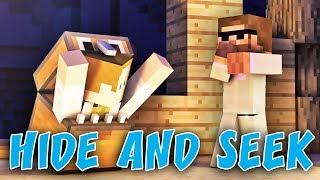 NEJLEPŠÍ SCHOVÁVAČ | Minecraft minihry | Pedro a Gejmr