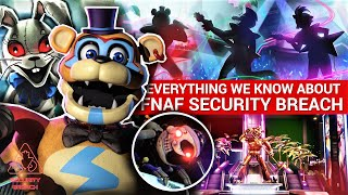 Everything We Know About Five Nights at Freddys: Security Breach