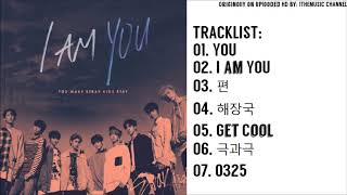 [FULL ALBUM] Stray Kids (스트레이 키즈) - I am YOU (3rd Mini Album)