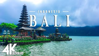 BALI INDONESIA 4K - Relaxing Music Along With Beautiful Nature Videos - 4K Video Ultra HD