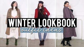 WINTER LOOKBOOK 2018   Winter Outfit Ideas