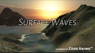 Surface Waves Demonstration