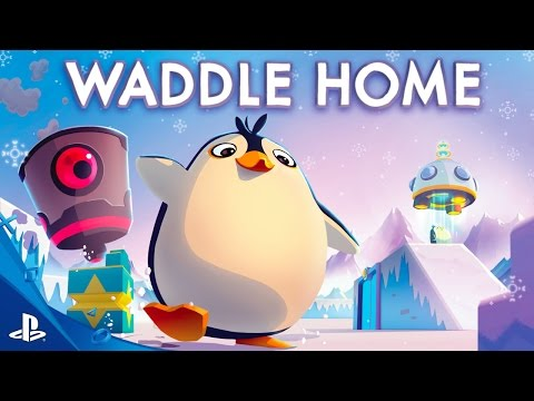 Waddle Home Trailer