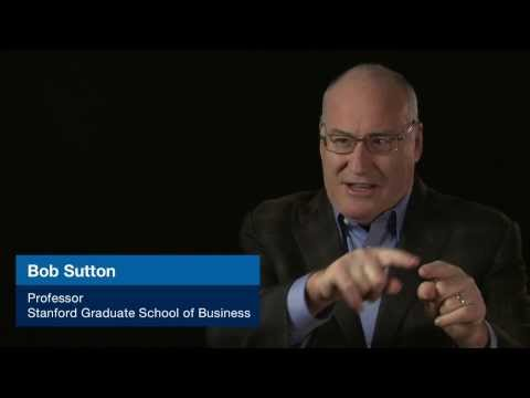 Scaling up excellence: An interview with Bob Sutton - YouTube