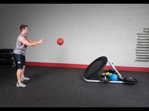 Medicine Ball Rebounder Exercises (BodySolid.com)