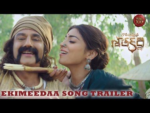 Gautamiputra-Satakarni-Movie-Ekimeedaa-Song-Trailer