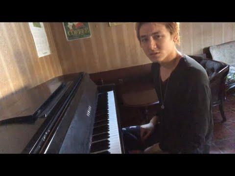 「宝島」(吹奏楽) ピアノで弾きました