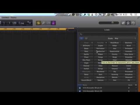 How to make an iPhone Ringtone using Loops in Garageband 10