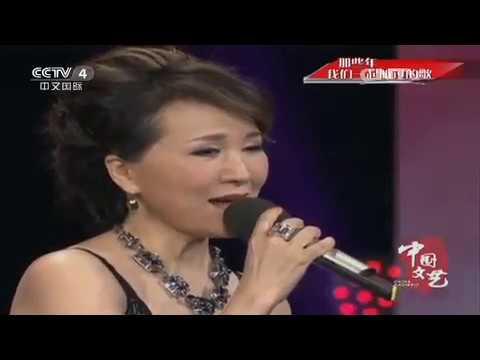郑绪岚:那些年我们一起听过的歌  【中国文艺 20151124】