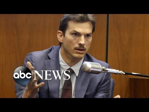 Ashton Kutcher testifies in 'Hollywood Ripper' trial