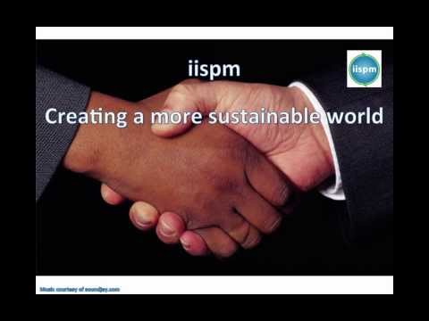 IISPM - Re-Defining Sustainability Business Management