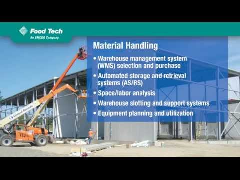Capabilities Video for Food Tech, an EMCOR Company