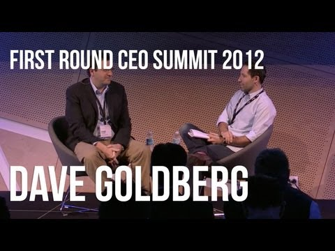 How Dave Goldberg of SurveyMonkey Built a Billion-Dollar Business and Still Gets Home By 5:30 PM