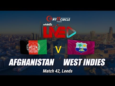 Afghanistan v West Indies, Match 42: Preview