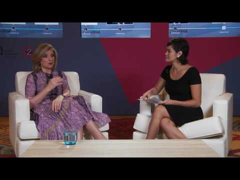 Interview with Arianna Huffington - ColorComm 2016