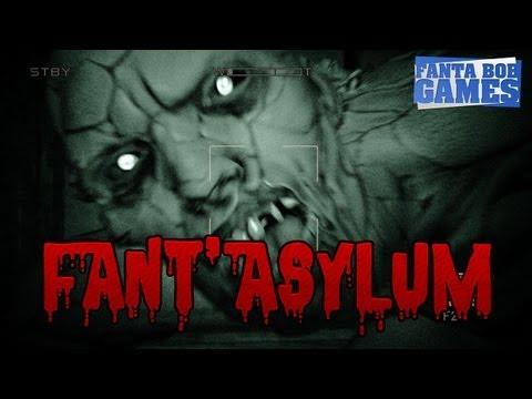 fant asylum - fanta pleure dans outlast !!!