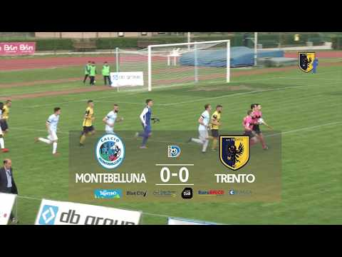 Copertina video Montebelluna - Trento 0-0